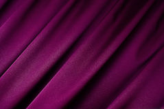 Purple curtain background Stock Photography