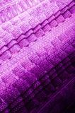 Purple and dark pattern Stock Photos