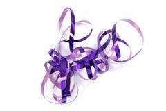 Purple decor Royalty Free Stock Image