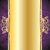 Purple Decorative Background Royalty Free Stock Image