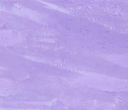 Purple decorative plaster Stock Photography