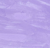Purple decorative plaster Royalty Free Stock Photo
