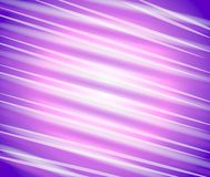 Purple Diagonal Lines Pattern. A background texture pattern of glowing purple and white colors with diagonal stripes and lines stock illustration