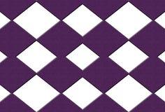 Purple Diamond Stock Image