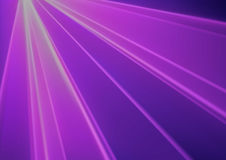 Purple Disco Light Laser Effect Royalty Free Stock Photos