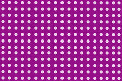 Purple Dots Stock Image