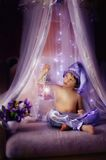 Purple dreams Royalty Free Stock Images
