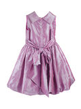 Purple Dress Royalty Free Stock Photo