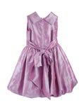 Purple Dress royalty free stock photo
