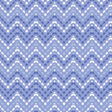 Purple drops chevron seamless pattern background Royalty Free Stock Photo
