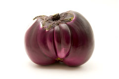 Purple eggplant Royalty Free Stock Image