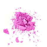 Purple eye shadow Royalty Free Stock Photo