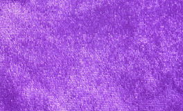Purple fabric Stock Image