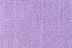 Purple fabric Stock Photography