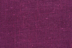 Purple fabric Royalty Free Stock Photo