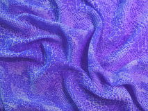 Purple  fabric  abstract Stock Photos