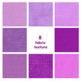 Purple fabric for background. Purple fabric texture. Purple fabric background Royalty Free Stock Image
