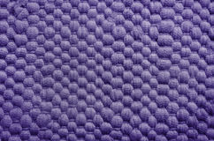 Purple fabric texture background Royalty Free Stock Image