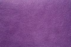 Purple felt texture Stock Photography