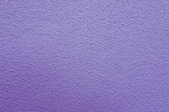 Purple finishing wall Stock Images
