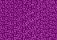 Purple firework blast pattern design wallpaper. For background use or for image or text layout stock illustration