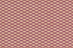 Purple Fishnet Texture on Pale Skin Royalty Free Stock Photo