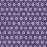 Purple Flower Repeat Pattern Background Royalty Free Stock Photos