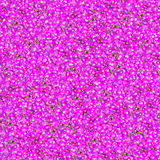 Purple Flower Seamless Pattern. This image can be composed like tiles endlessly without visible lines between parts Royalty Free Stock Photos