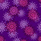 Purple Flowers Texture Royalty Free Stock Image