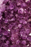 Purple Gems Stock Image