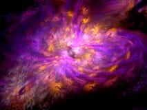 Purple genesis background Stock Images