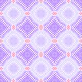 Purple geometric seamless pattern texture Royalty Free Stock Photo