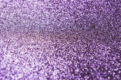 Purple Glitter background Royalty Free Stock Images