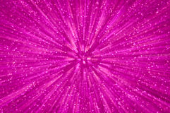 Purple glitter explosion lights abstract background Royalty Free Stock Images