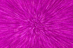 Purple glitter explosion lights abstract background Royalty Free Stock Image