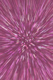 Purple glitter explosion lights abstract background Stock Photography