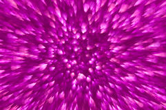Purple glitter explosion lights abstract background Royalty Free Stock Photography