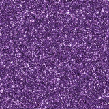 Purple Glitter Stock Photography