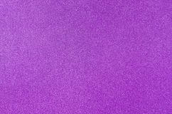 Purple glitter texture. As background Stock Images