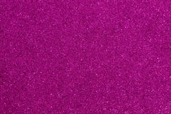 Purple glitter texture background stock image