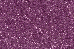 Purple glitter texture. High res macro photo Stock Images