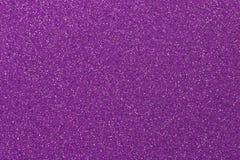Purple glitter textured shiny backdrop Royalty Free Stock Photography