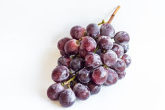 Purple grape Royalty Free Stock Photography
