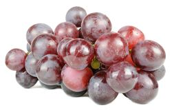 Purple Grapes Royalty Free Stock Photo