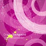 Purple graphic background stock photos