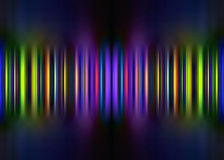 Purple and green blurred stripes background Royalty Free Stock Photography