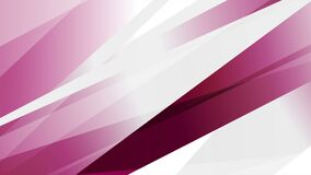Purple and grey stripes abstract video animation