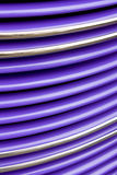 Purple Grille Royalty Free Stock Photo