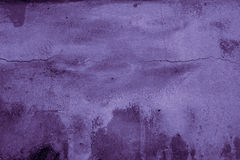 Purple grunge background Stock Photography