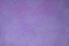 Purple grunge cement wall Royalty Free Stock Photo